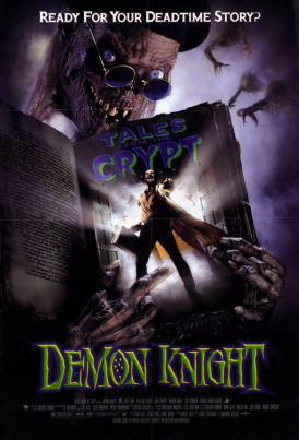 """Demon Knight"" cover"